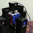 Cubo Rubik risolto in 1 secondo grazie al robot