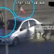 Ladri d'auto investono mamma e figlia a Buenos Aires5