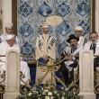 Papa in Sinagoga, storico abbraccio a Rabbino Di Segni4