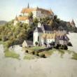Vendita all'asta di 29 dipinti di Adolf Hitler a Norimberga 2