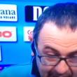 "Sarri, Berlusconi: ""Mancini ha sbagliato a parlarne"" VIDEO 6"