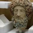 Getty Museum restituisce all'Italia la Testa di Ade-Barbablù
