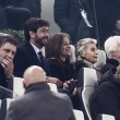 Andrea Agnelli e Deniz Akalin, baci a Juventus Stadium FOTO6