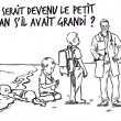 Rania di Giordania vs Charlie Hebdo: sua vignetta su Aylan