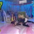 YOUTUBE Caterina Balivo incidente hot in diretta tv 03