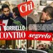 """Marco Borriello, Belen Rodriguez e la """"foto falsa""""..."""