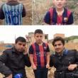 Il bimbo con la maglia di Messi trovato in Kurdistan