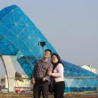 Taiwan, enorme chiesa a forma di scarpa di Cenerentola7