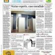 Sulle prime pagine dei giornali di oggi, 27 gennaio, la notizia in apertura è l'accordo con l'Unione Europea annunciato ieri dal ministro dell'economia Padoan 01