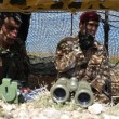 Isis, militari italiani addestrano curdi ad uso mortai FOTO01