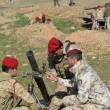 Isis, militari italiani addestrano curdi ad uso mortai FOTO03