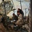 Isis, militari italiani addestrano curdi ad uso mortai FOTO04