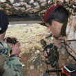 Isis, militari italiani addestrano curdi ad uso mortai FOTO05