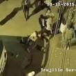 disabile picchiato da autista bus