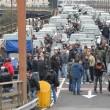 Ilva Genova, operai bloccano autostrada e sopraelevata FOTO 8