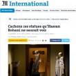 Statue coperte, non è stato il governo e neanche Rouhani3