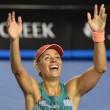 YOUTUBE Australian Open, Kerber batte Serena Williams