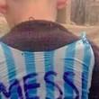 Profugo bimbo Messi: il vero Messi commosso lo cerca