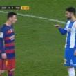 """""""Messi, sei molto basso"""". E lui: """"E tu molto scarso"""""""