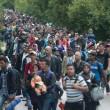 Migranti arrivano senza donne: maschi il 73%, in Italia 90%