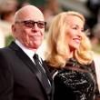 Rupert Murdoch annuncia fidanzamento con Jerry Hall FOTO 2