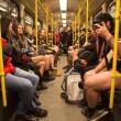 No Paints Day, in mutande nelle metro di mezzo mondo16