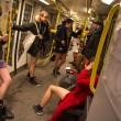 No Paints Day, in mutande nelle metro di mezzo mondo14