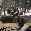 YOUTUBE Siria: robot-soldati antimina usati dalla Russia2