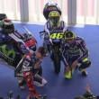 Valentino Rossi - Jorge Lorenzo: stretta di mano ma...FOTO3
