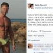 Stefano Cucchi, sorella Ilaria pubblica foto agente su Fb 3