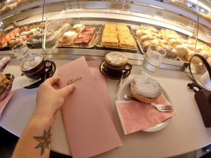 Le pasticcerie di Vienna