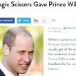 Principe William cambia look, ecco i nuovi capelli...