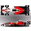 Ferrari cambia colore. Come sarà la nuova monoposto in F1 01