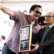 Ennio Morricone nella Walk of Fame3