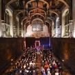 Londra Hampton Court Palace, messa Cattolica dopo 5 secoli3
