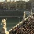 Padre Pio, teca con spoglie a San Pietro diretta