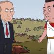 VIDEO YOUTUBE Putin decapita oppositori politici 4