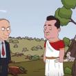VIDEO YOUTUBE Putin decapita oppositori politici 5