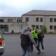 YOUTUBE Polizia Usa impara da quella scozzese a non uccidere 3
