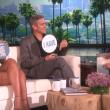 """YOUTUBE George Clooney: """"Ho fatto bagno nudo nel lago Como"""""""