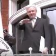 YOUTUBE Julian Assange all'attacco dopo rapporto Onu 4