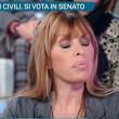 YOUTUBE Alessandra Mussolini parla di semi, Paola Concia...