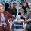 YOUTUBE Alessandra Mussolini parla di semi, Paola Concia... 5