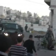 YOUTUBE Polizia Israele fa cadere palestinese da carrozzina 4