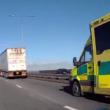 VIDEO YOUTUBE Camion non fa passare ambulanza in autostrada 2