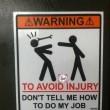 Scritte e cartelli divertenti, la pagina Facebook FOTO (45)