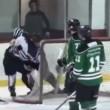 YOUTUBE Hockey, giocatore picchia e sputa arbitro: arrestato5