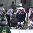 YOUTUBE Hockey, giocatore picchia e sputa arbitro: arrestato2