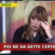 """Alessandra Mussolini: """"Bertolaso coglione... Meloni insopportabile"""""""
