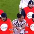 YOUTUBE Juventus, Caceres infortunio: stagione finita